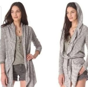 "Free people "" for keeps"" cardigan"